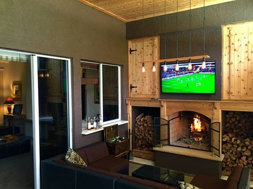 ロマンを感じる!自宅に追加で作った暖炉が凄い!!の画像(25枚目)