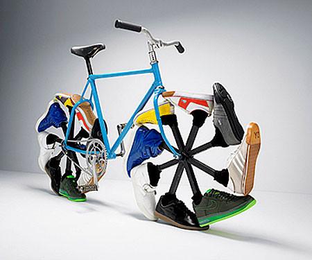 徒歩感覚で移動するウォーキングバイクが魅力的!!の画像(5枚目)