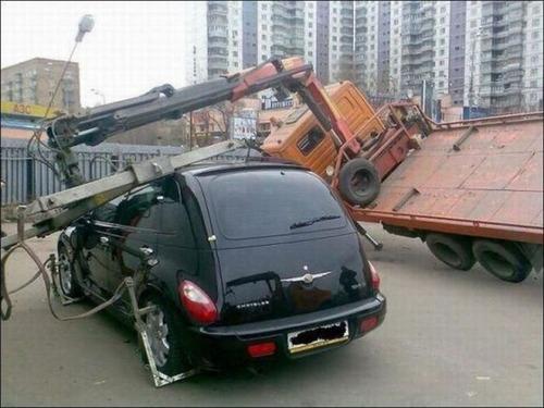 悲惨すぎる自動車のトラブルの画像(16枚目)