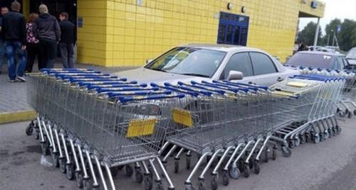 違法駐車に対する制裁の画像(28枚目)
