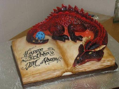 面白くて変わったケーキの画像(19枚目)