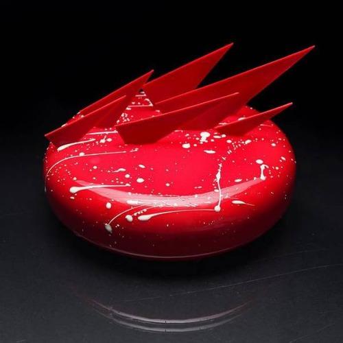 美しすぎて食欲が沸かないお菓子の画像(3枚目)