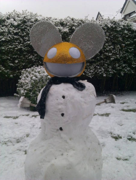 【画像】海外の雪祭りとか色々な雪像がやっぱ海外って感じで面白いwwwの画像(27枚目)