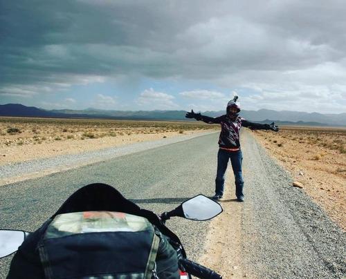 ホンダCBR600rrで世界を旅するの画像(3枚目)