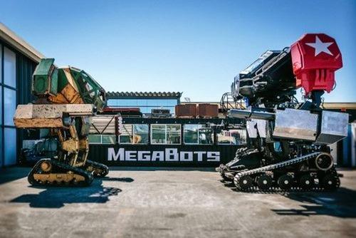 人が乗れる巨大ロボットの画像(6枚目)