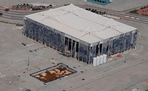 リオ・オリンピック会場の半年後の姿の画像(8枚目)