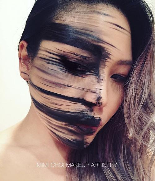 美人なのに怖すぎるフェイスペイントの画像(20枚目)