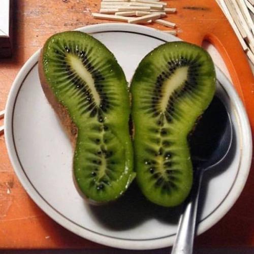 人や動物に見える野菜や果物の画像(48枚目)