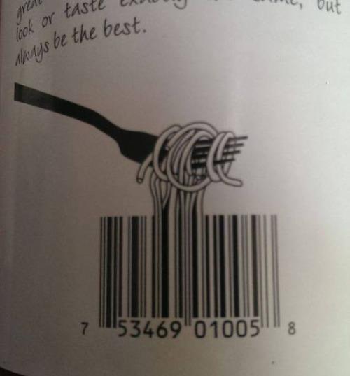 面白い商品のバーコードの画像(11枚目)