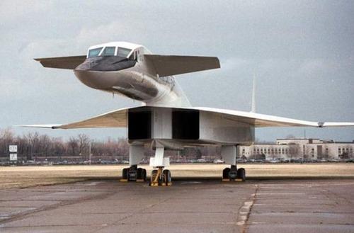 飛ぶのが不思議!面白い形の飛行機の画像の数々!!の画像(6枚目)