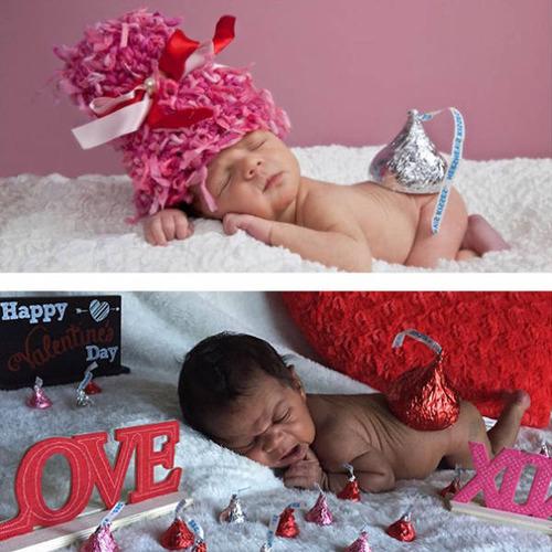 赤ちゃんとの記念撮影の理想と現実の画像(16枚目)
