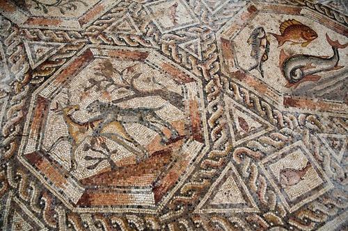 イスラエルで発掘された1700年前の信じられない遺跡の画像(7枚目)