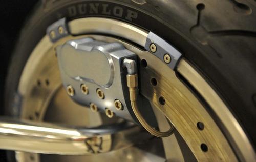 世界に10台5500万円のバイク!ダッジ・トマホークがやっぱり凄い!!の画像(16枚目)