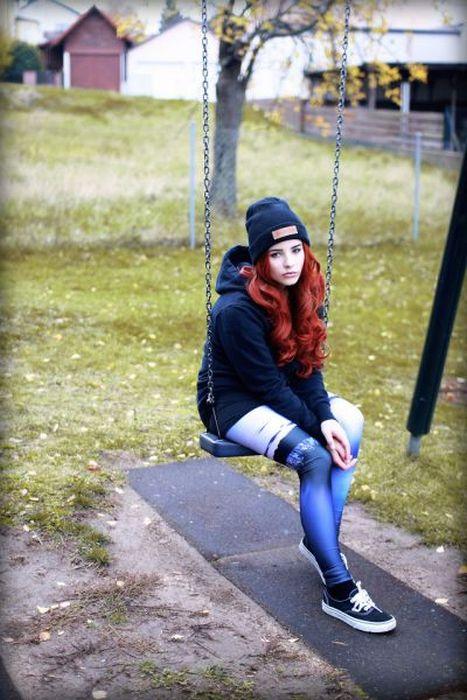 赤毛が似合うカワイイの女の子(外人)の画像の数々!!の画像(31枚目)