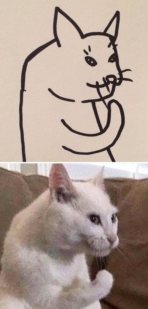 猫のイラストの画像(19枚目)