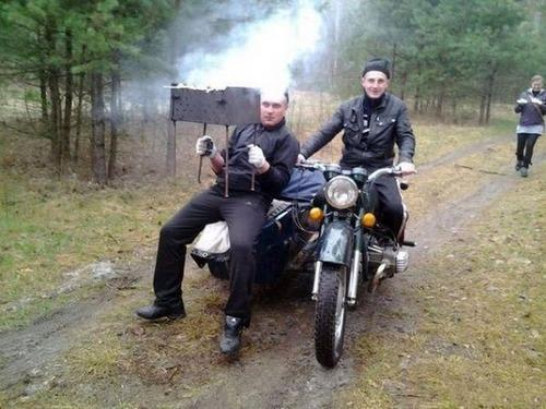 ロシアのアウトドアの楽しみ方の画像(25枚目)