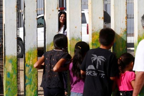 アメリカとメキシコの間の壁の画像(5枚目)