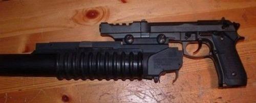 残念な改造をされた拳銃の画像(32枚目)