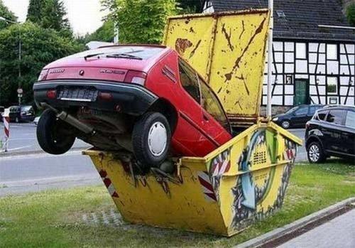 悲惨すぎる自動車のトラブルの画像(11枚目)