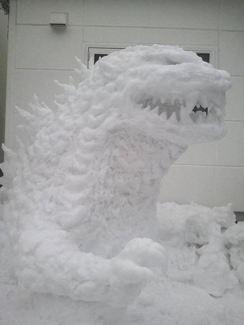 ハイクオリティな雪像の画像(34枚目)