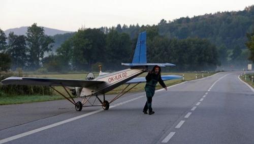 自作の飛行機で会社に通勤の画像(12枚目)