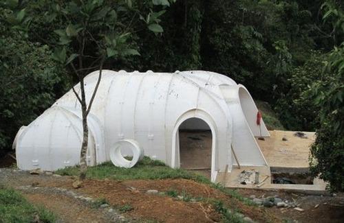 組み立て式の家の画像(3枚目)