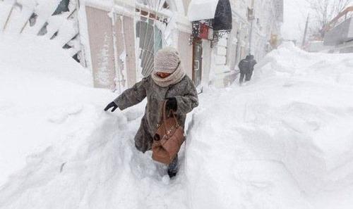 海外の凄まじい冬の寒さの画像(20枚目)