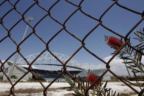 アテネのオリンピックの競技場の現在の画像(14枚目)