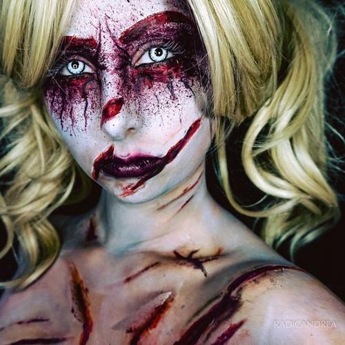 女性のメイクが怖すぎる!化粧のみで怖すぎる女性のメイクの画像の数々!!の画像(15枚目)