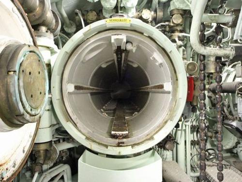 原子力潜水艦の内部の画像(34枚目)