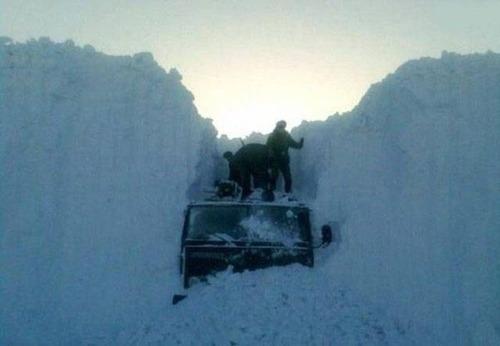 海外の凄まじい冬の寒さの画像(15枚目)