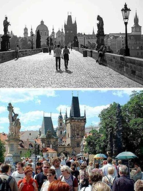 観光地のイメージ写真と比較の画像(7枚目)