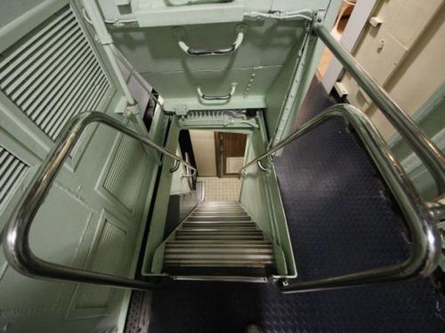 原子力潜水艦の内部の画像(27枚目)