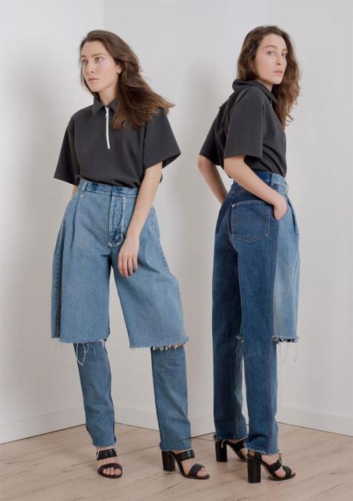 斬新なファッションの画像(20枚目)