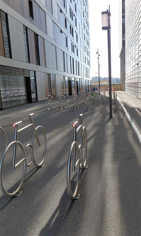 自転車の駐輪場03