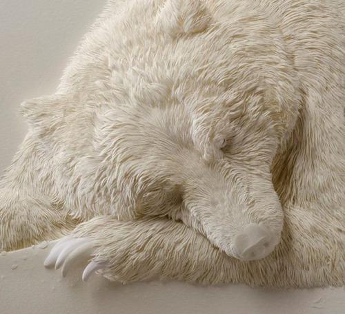 【画像】普通の紙で作る動物のペーパー・カッティング(切り絵)が凄い!!の画像(1枚目)