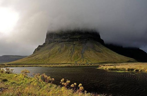 アイスランドの風景の画像(28枚目)