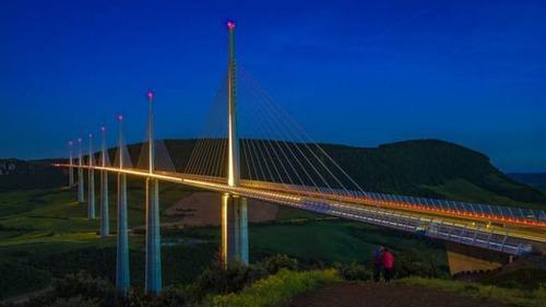 美しい橋の画像(11枚目)