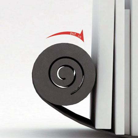 本が倒れないブックスタンドの画像(4枚目)