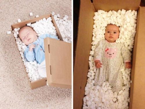 赤ちゃんとの記念撮影の理想と現実の画像(14枚目)