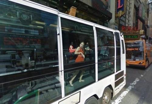 面白Googleストリートビューの画像(6枚目)