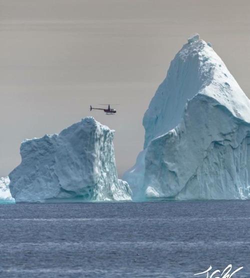 巨大な流氷の画像(12枚目)