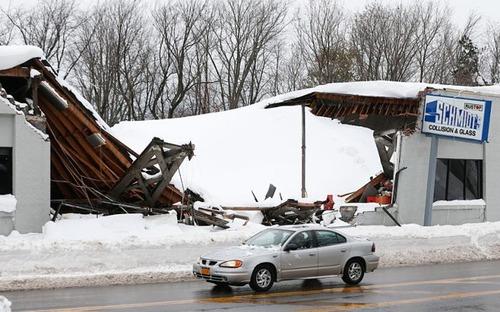 【画像】大雪のニューヨークで日常生活が大変な事になっている様子!の画像(27枚目)
