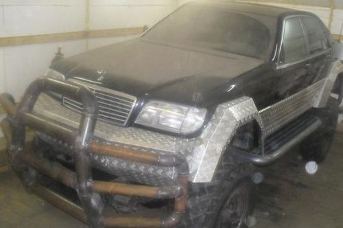 ベンツのRV車の画像(19枚目)