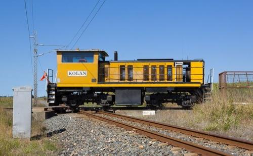 電車と電車の交差点の画像(3枚目)