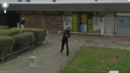 面白Googleストリートビューの画像(23枚目)