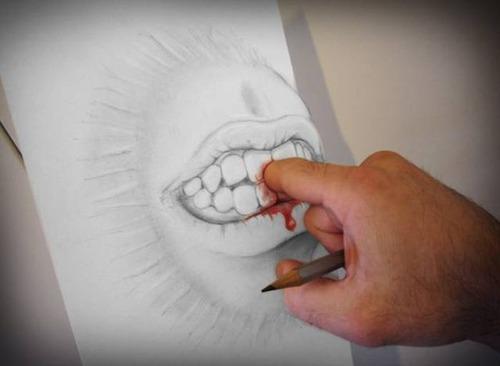 紙で作った3Dアートの画像(19枚目)