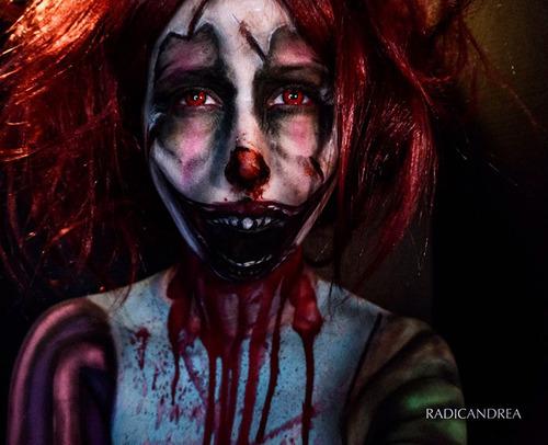 女性のメイクが怖すぎる!化粧のみで怖すぎる女性のメイクの画像の数々!!の画像(28枚目)