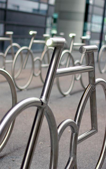 自転車の駐輪場07