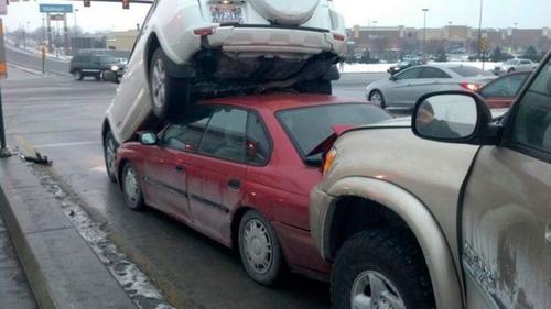 悲惨すぎる自動車のトラブルの画像(22枚目)